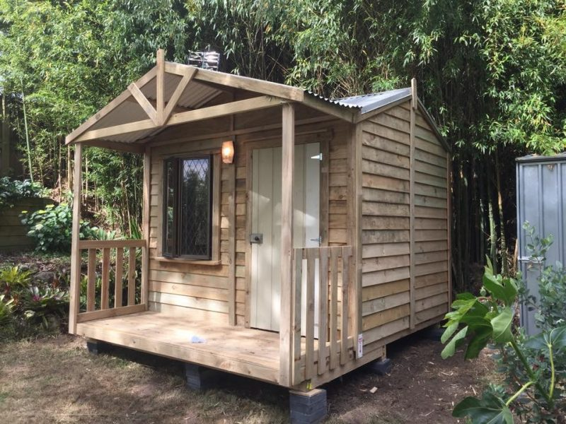 Maruk Cabin / Sleep-out