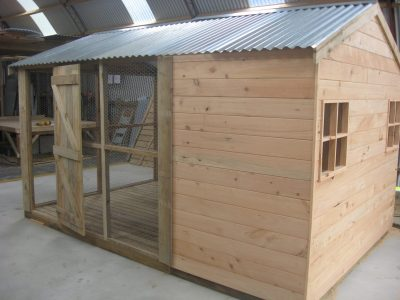Kitset Dog Kennels and Chicken Coops